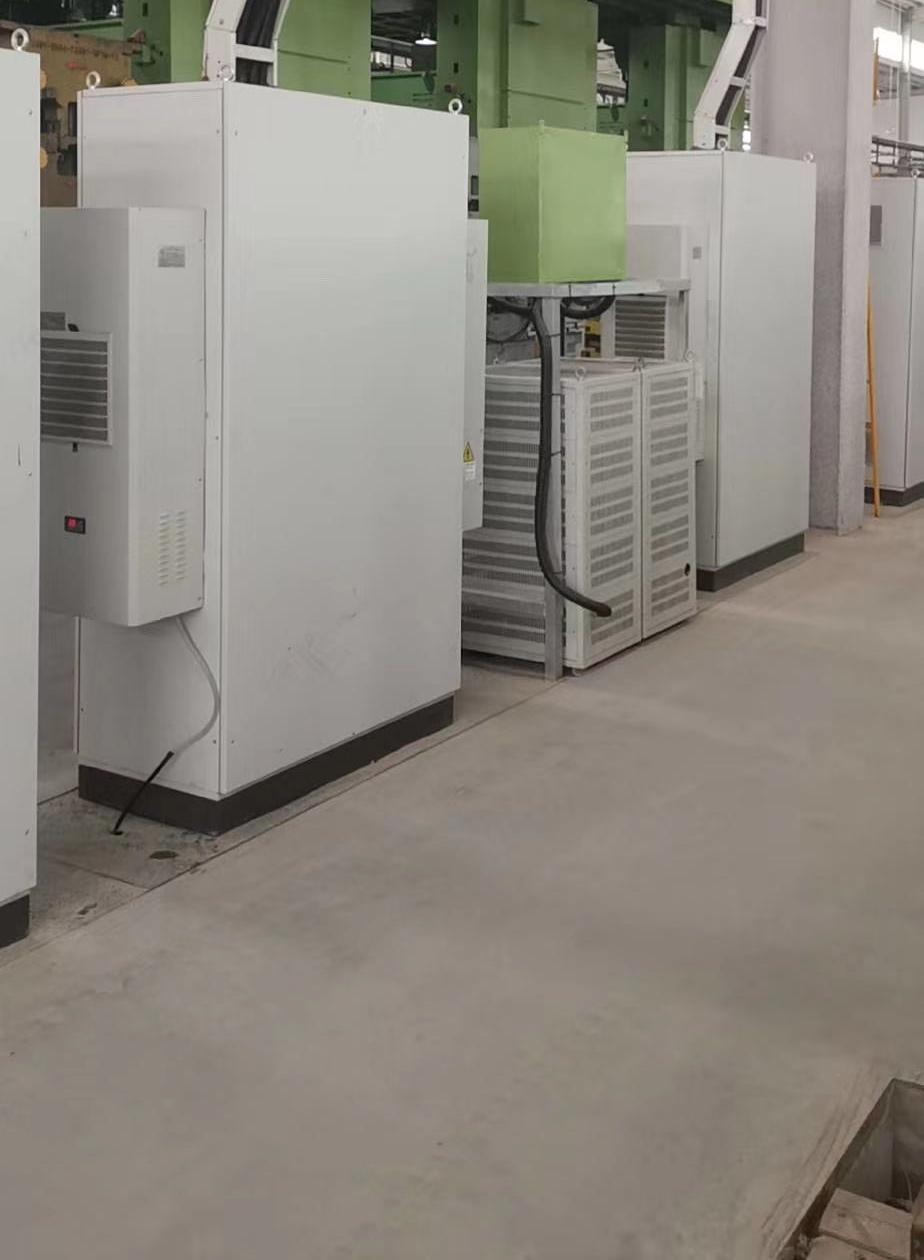 侧挂电气柜空调案例