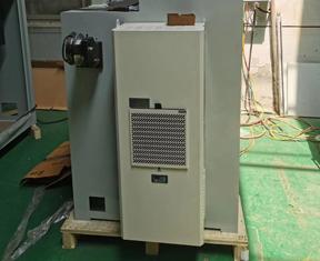 高温型电柜空调器案例